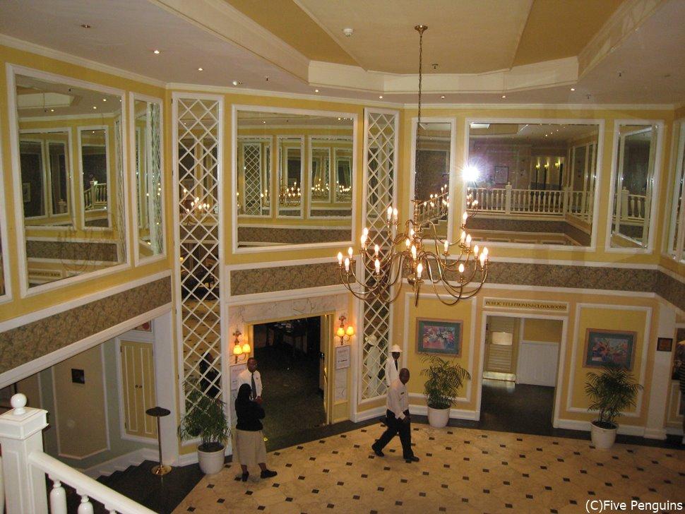 国一番の高級ホテルロイヤルスワジスパ