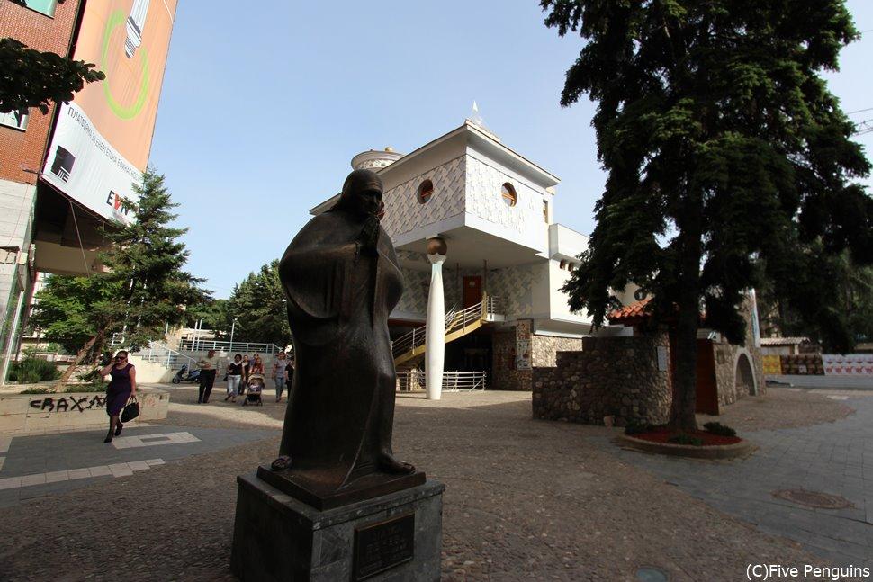 マザーテレサの家