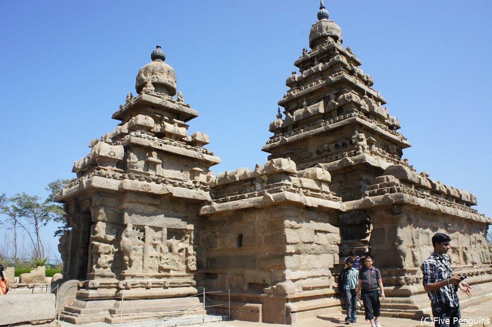 マハバリプラム/海岸寺院(マハバリプラム)