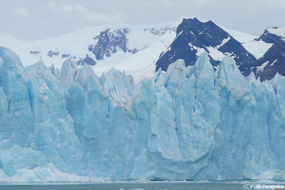 ペリト・モレノ氷河<カラファテ>