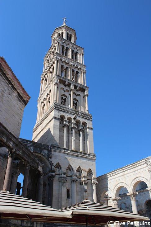 ディオクレティアヌス宮殿の大聖堂