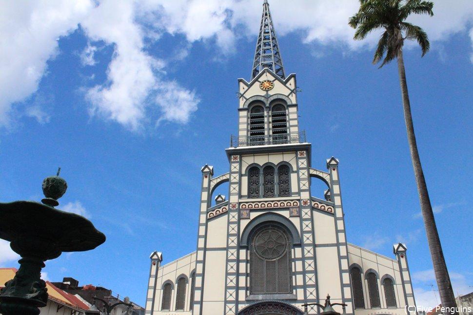 サン・ルイ聖堂