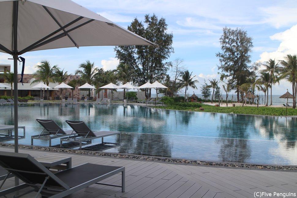 素敵なリゾートが多いベトナム♪