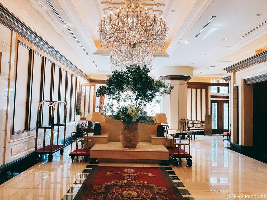 日本初のスモールラグジュアリーホテルの風格