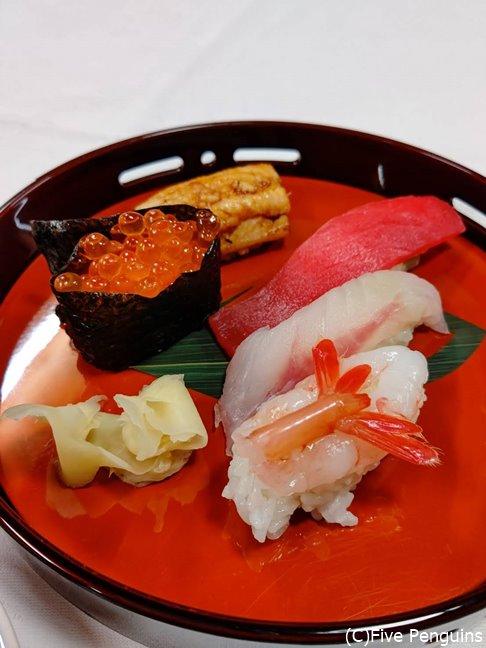 やっぱり小樽の寿司は美味しい!