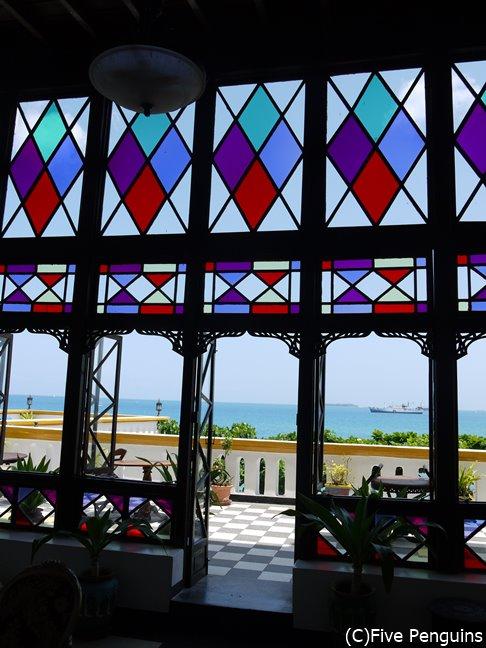 テンボハウスはザンジバル風建築のホテル