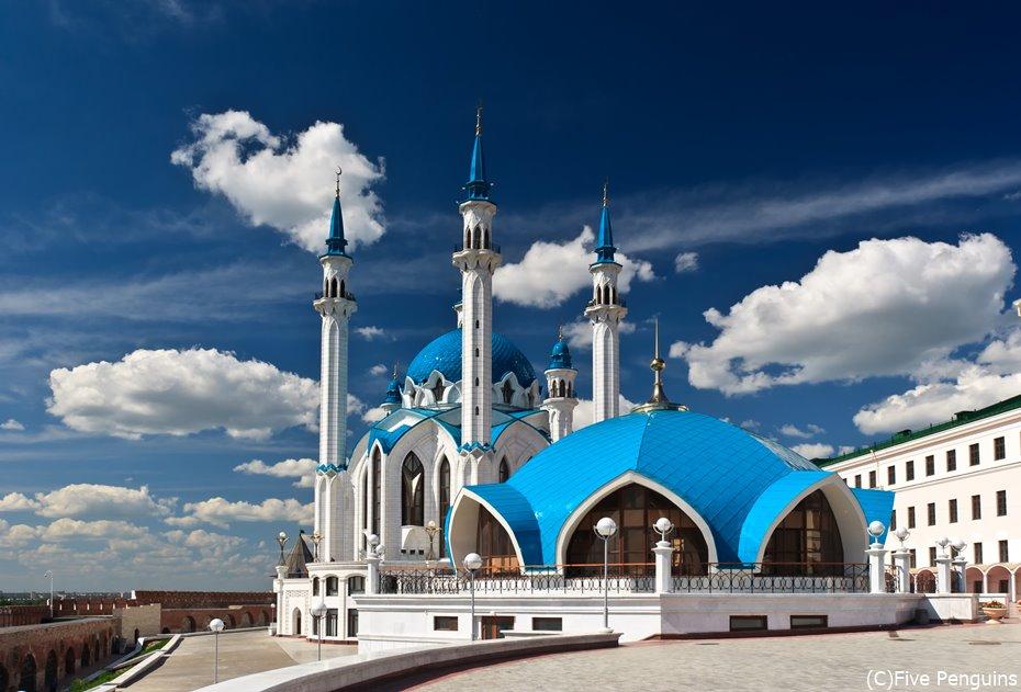 クレムリン内のタル・シャリーフモスク