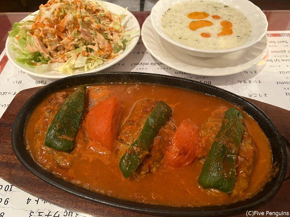 トルコ料理名物 キョフテ
