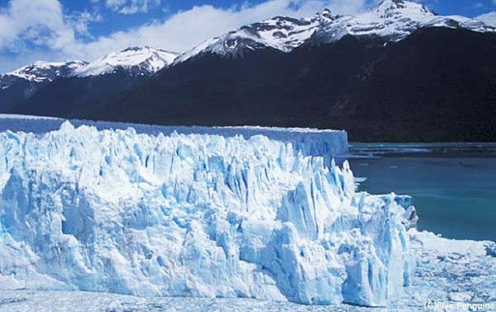 ペリトモレノ氷河は必見