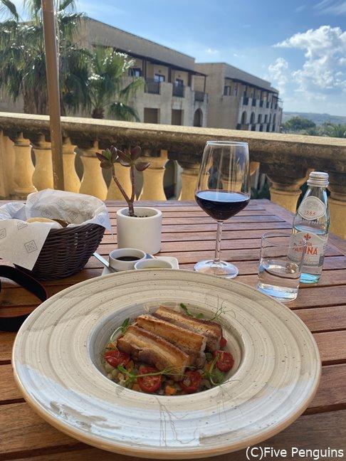 食事も美味しい国マルタ