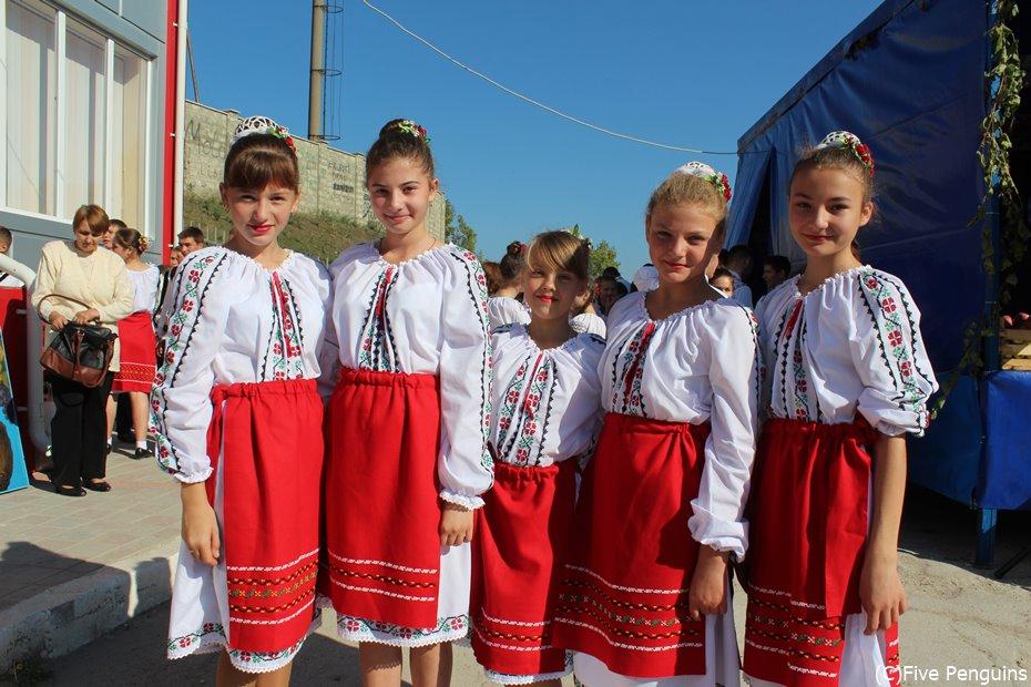毎年10月の第1週末にはワイン祭りが開かれます