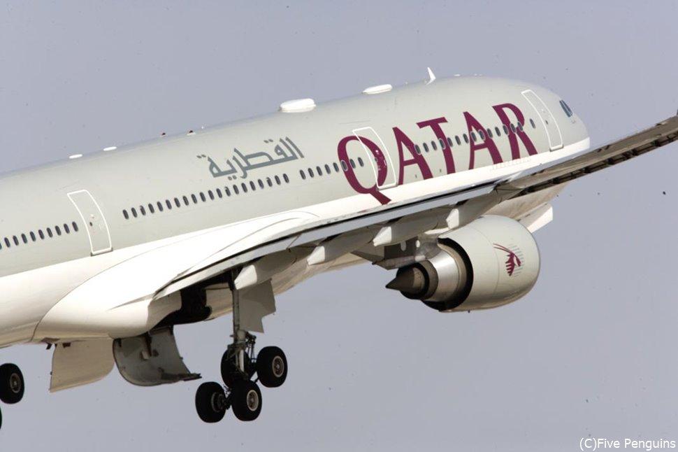 ジブチへはカタール航空が便利