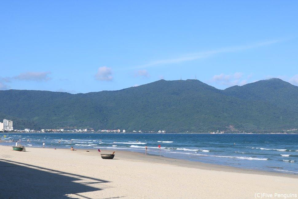 アジアビーチリゾート「ダナン」