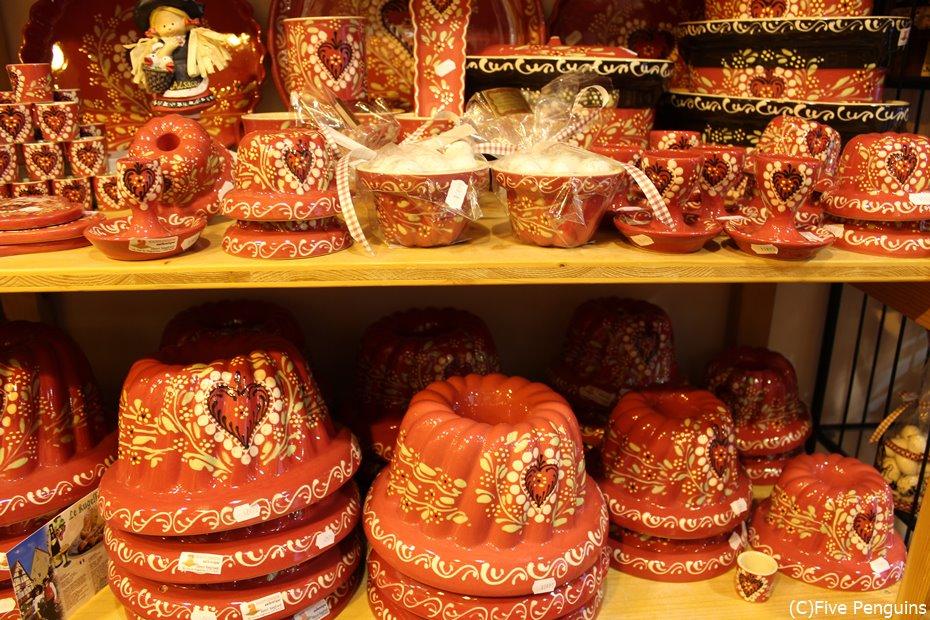 焼き菓子・クグロフの型