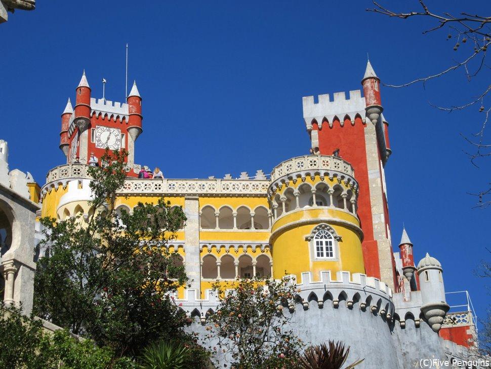 シンデレラ城の元⁉ペナ宮殿