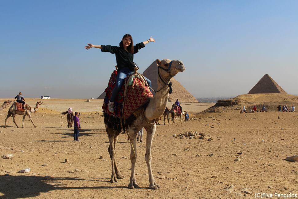 ピラミッドで有名なエジプトですが・・・今って行けるの?行けないの?