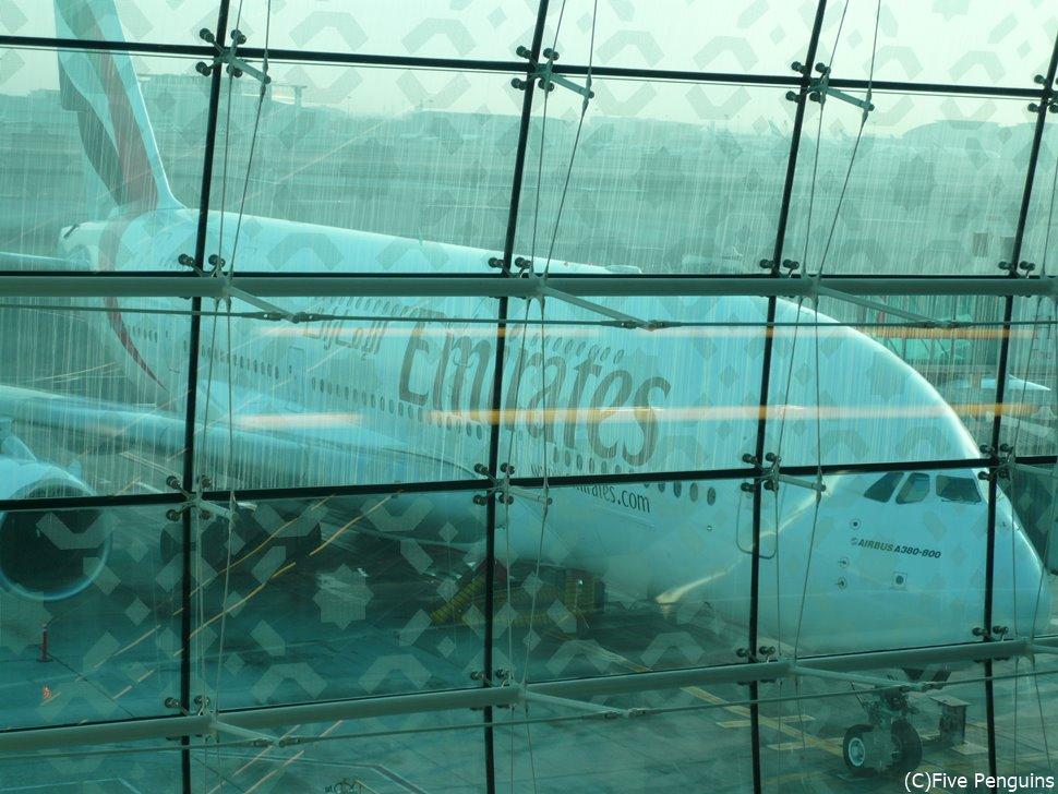 マルタへの航空会社と言えばエミレーツ航空が定番
