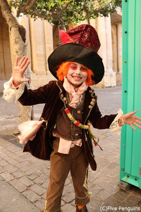 毎年2月末〜3月末に行われるマルタのカーニバル