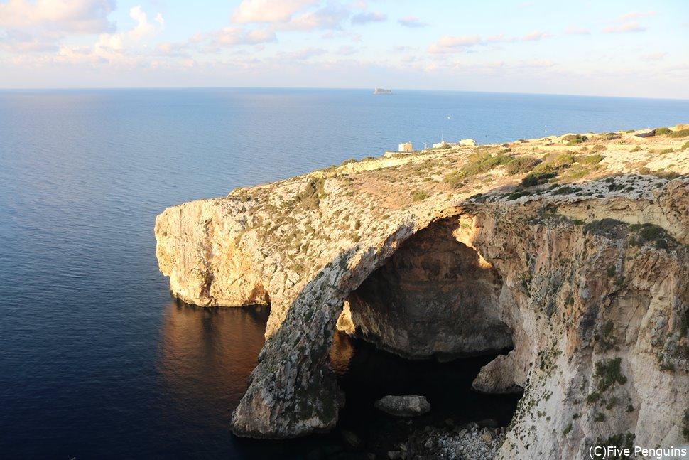 地中海の島・マルタの青い海が待ち遠しい