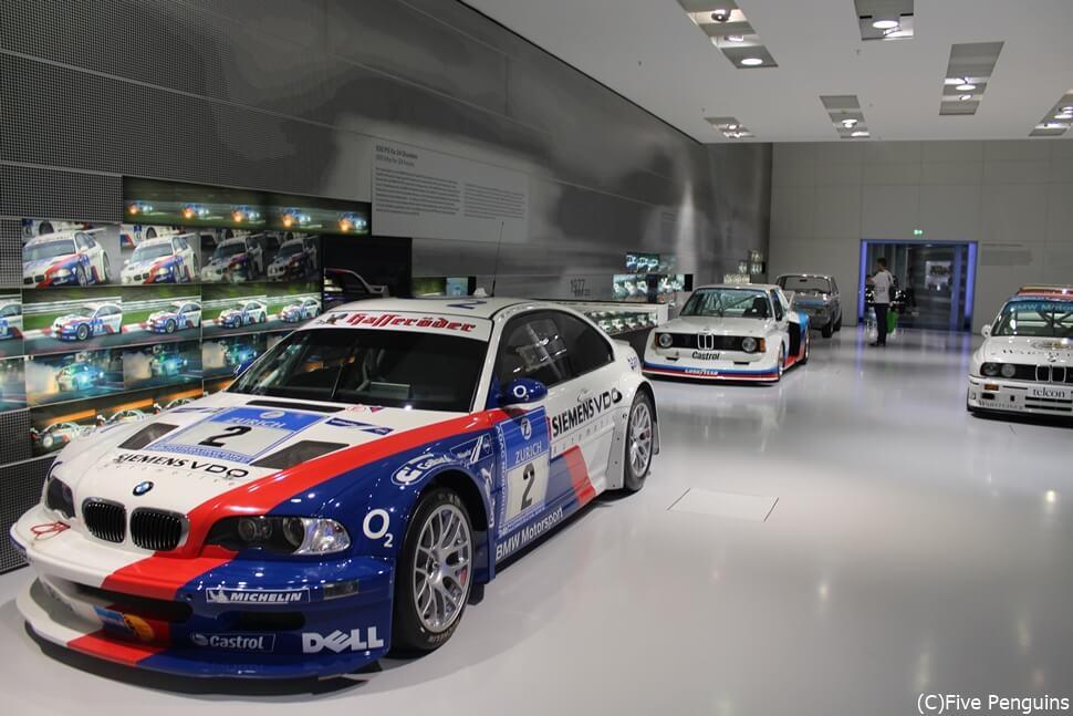 ドイツと言えば名だたる高級車の産地 BMW博物館