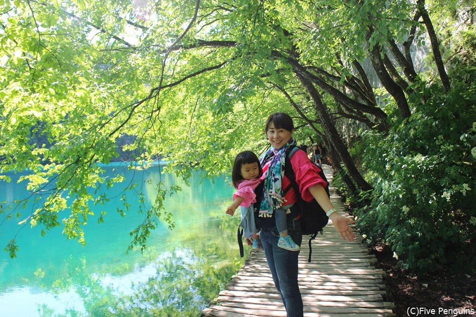 親子でハイキングも楽しいプリトヴィツェ国立公園はマイナスイオンの宝庫!
