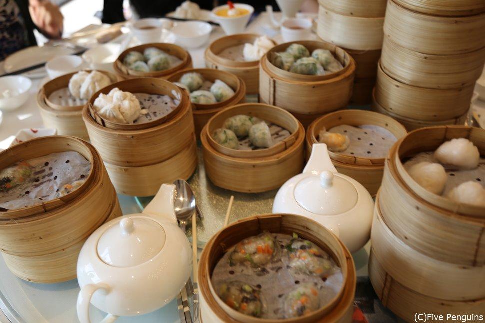 帰りに香港で1泊し飲茶を楽しむのも!
