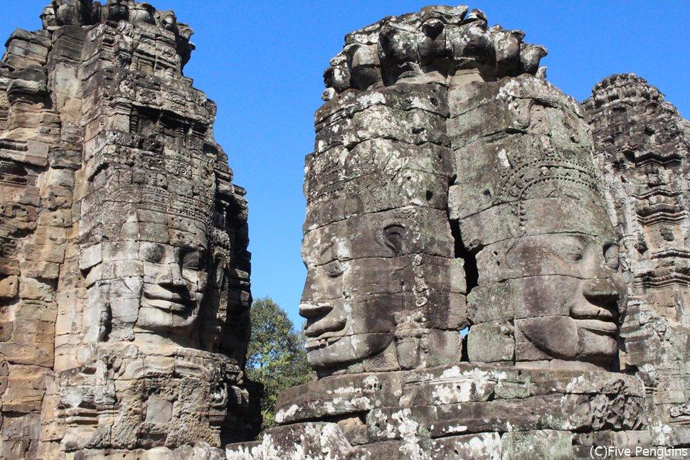 ベトナムの隣国カンボジアやラオスにも魅力が沢山!