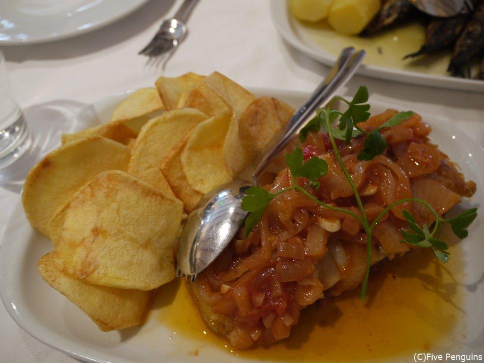 バカリャウ(タラ)の料理はポルトガルのソウルフード