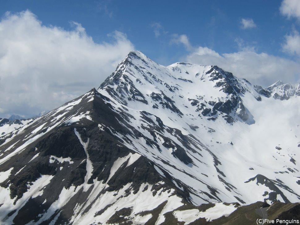 グロースグロックナー山岳道路