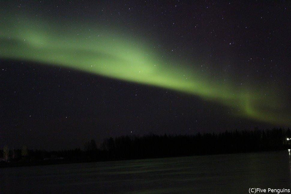 フィンエアーを利用すれば、途中でフィンランドに立ち寄ってオーロラ鑑賞も?!