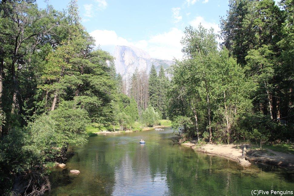 センチネルブリッジ<ヨセミテ国立公園>