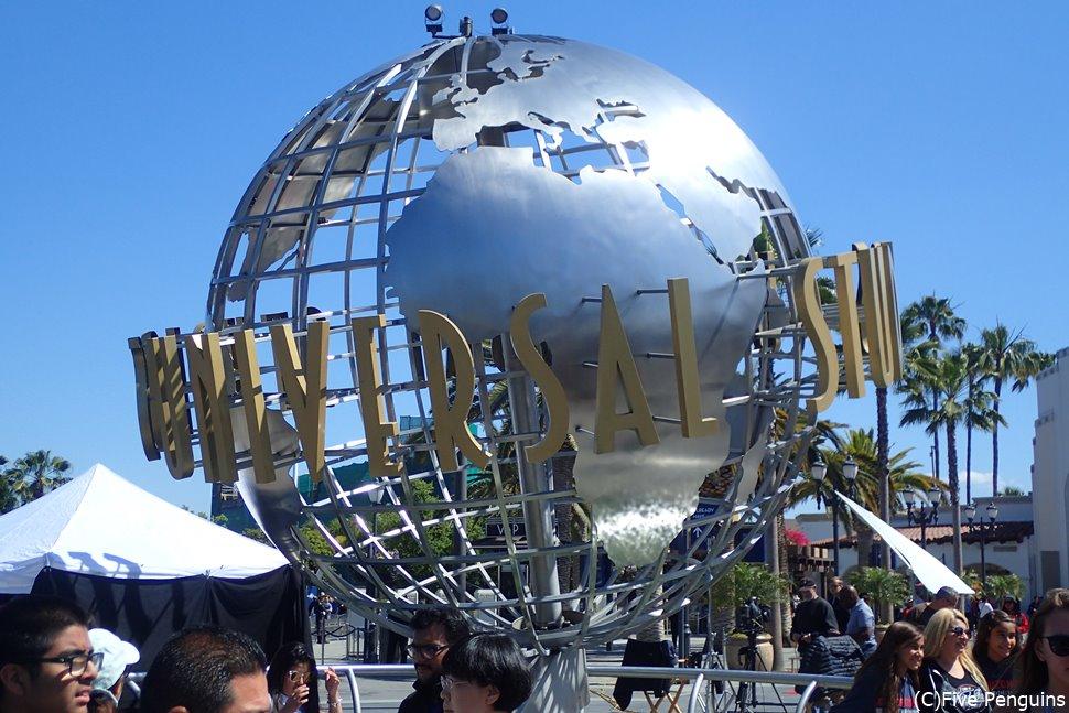 ユニバーサルスタジオハリウッド<ロサンゼルス>