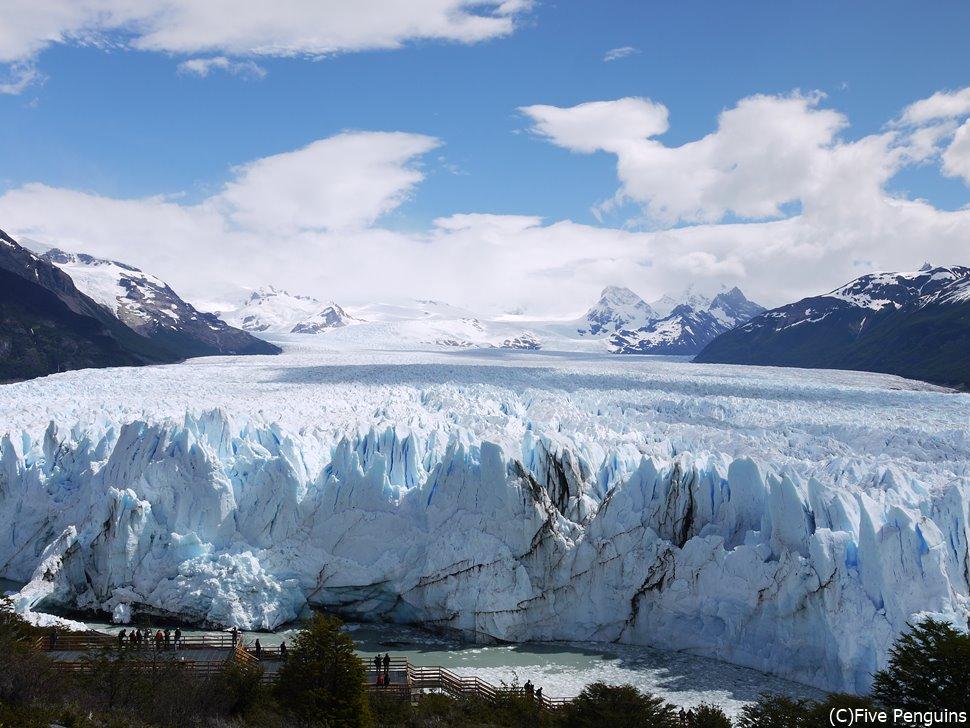 ペリトモレノ氷河<カラファテ>