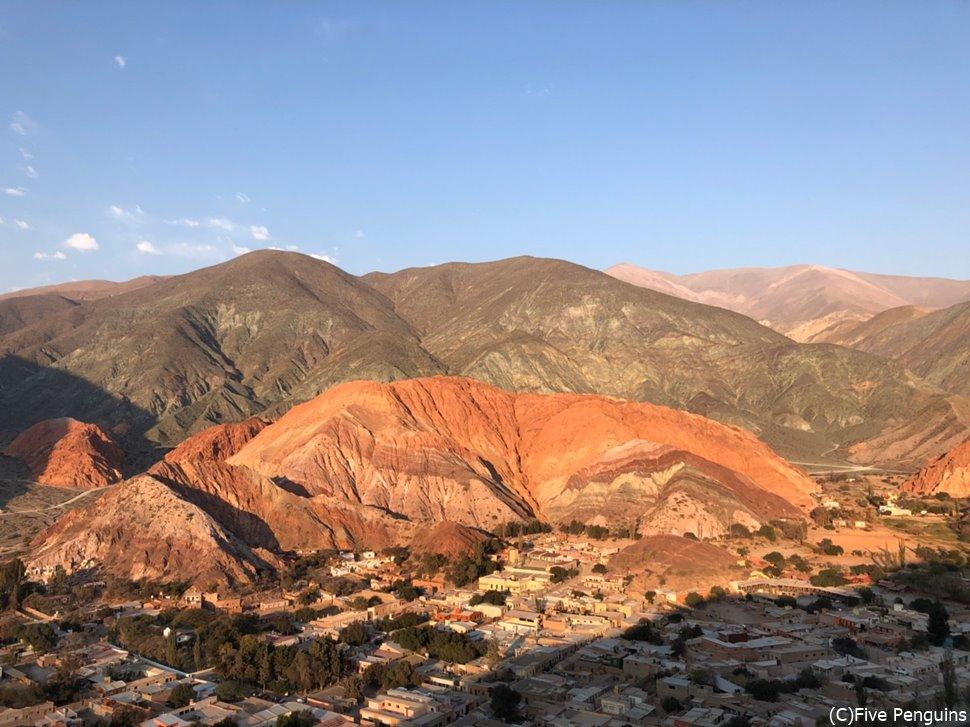 七色の丘プルママルカ<ウマワカ渓谷>
