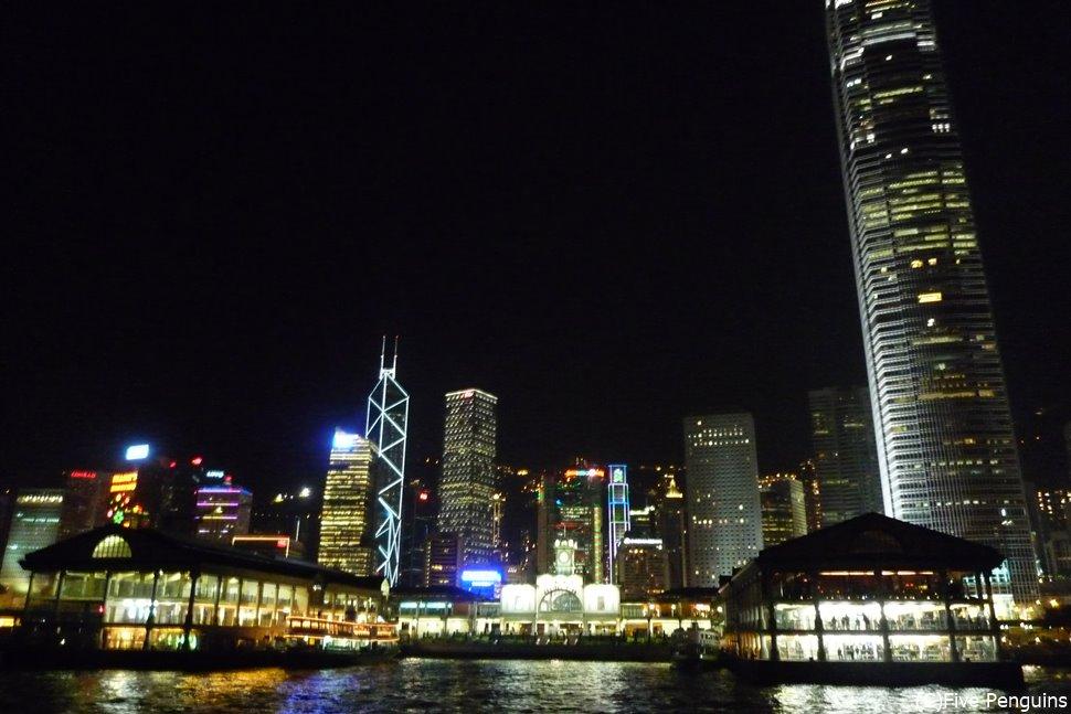 キャセイパシフィック航空の乗継で香港に1泊