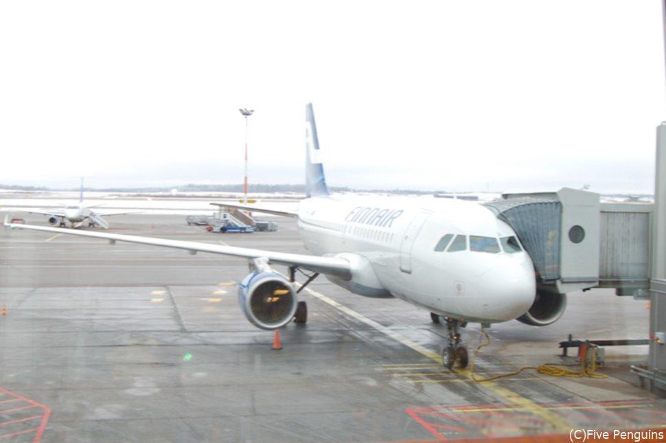 ヘルシンキ空港 せっかくの旅行なので、最短で行きたいですよね