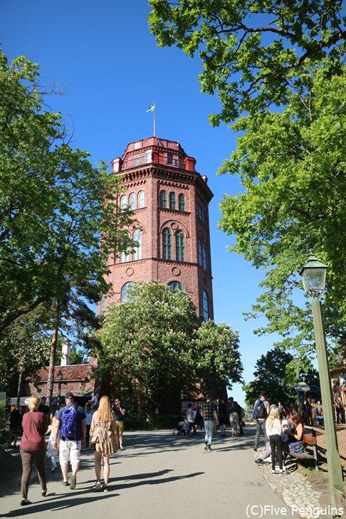 スカンセン野外民族博物館 コロナを感じさせない自然溢れる場所です