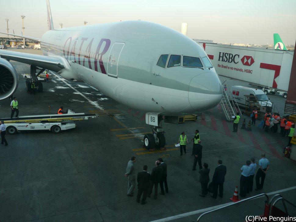 世界の航空会社ランキング上位の常連・カタール航空