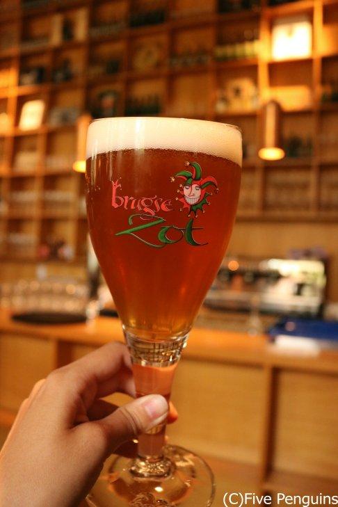 ビール醸造所が街中にあるのもベルギー観光の楽しみ!