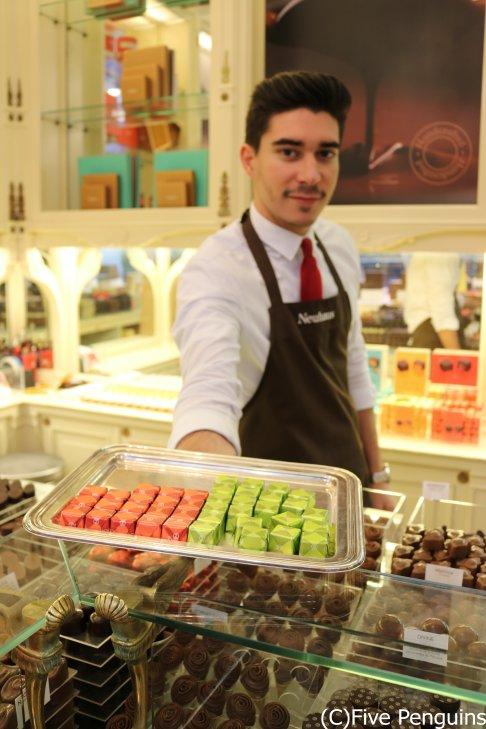 チョコレートの甘い誘惑 コロナじゃなければ一刻も早くベルギーに行きたい!