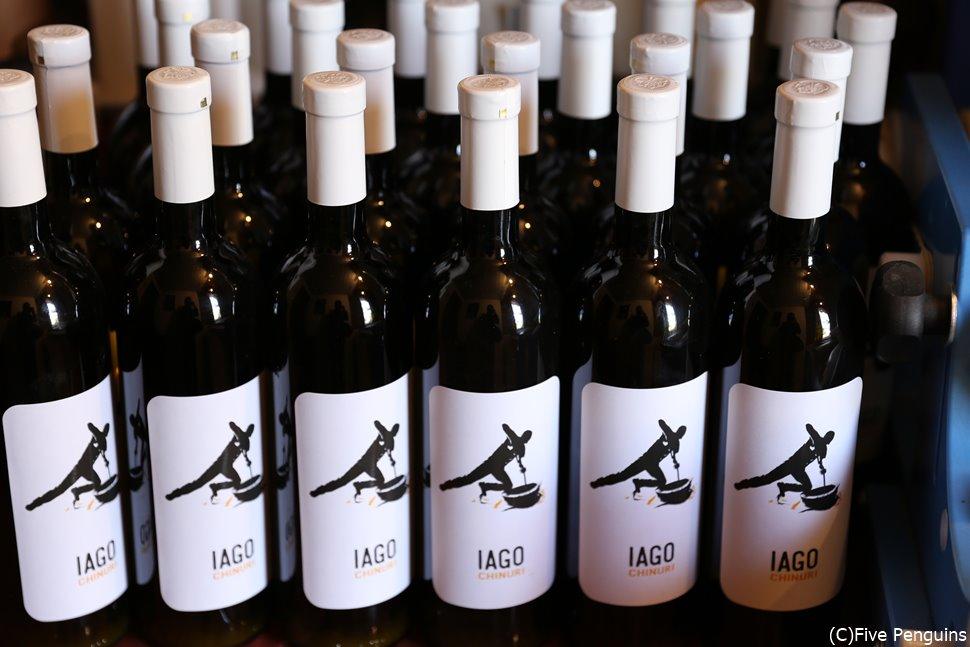 独特な製法で作られたIAGOワイナリーのワイン<ムツヘタ近郊>