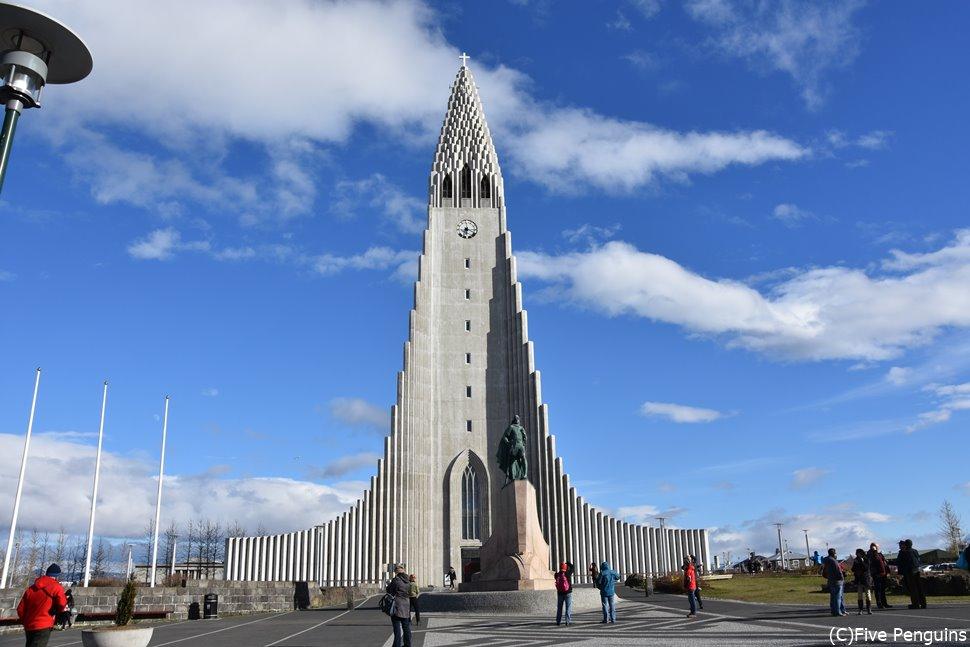 ハットルグリムスキルキャ教会(レイキャビック)