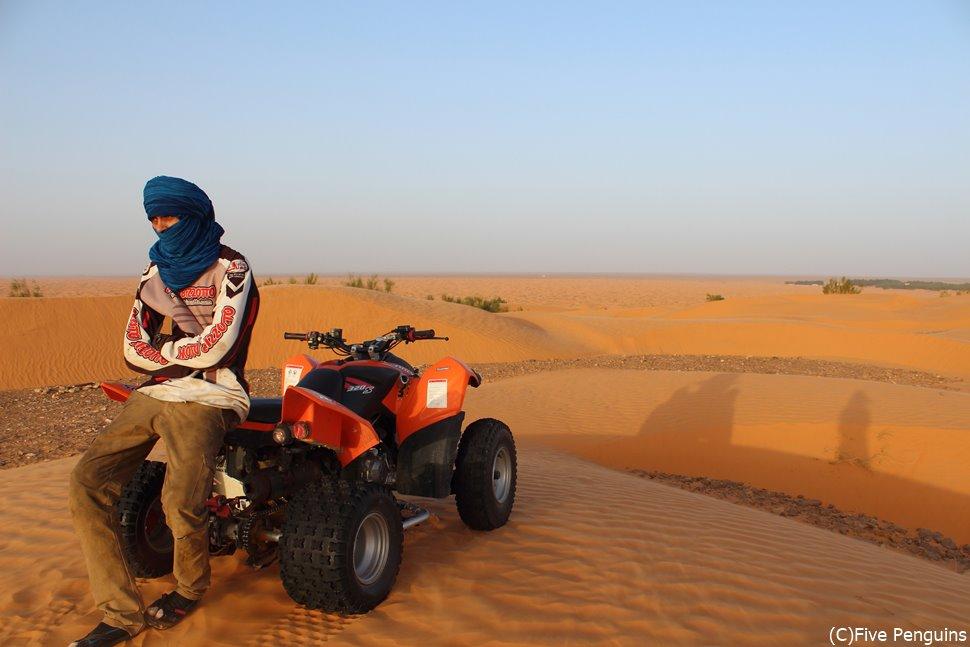 サハラ砂漠まで行けば、換気の心配はありませんね。