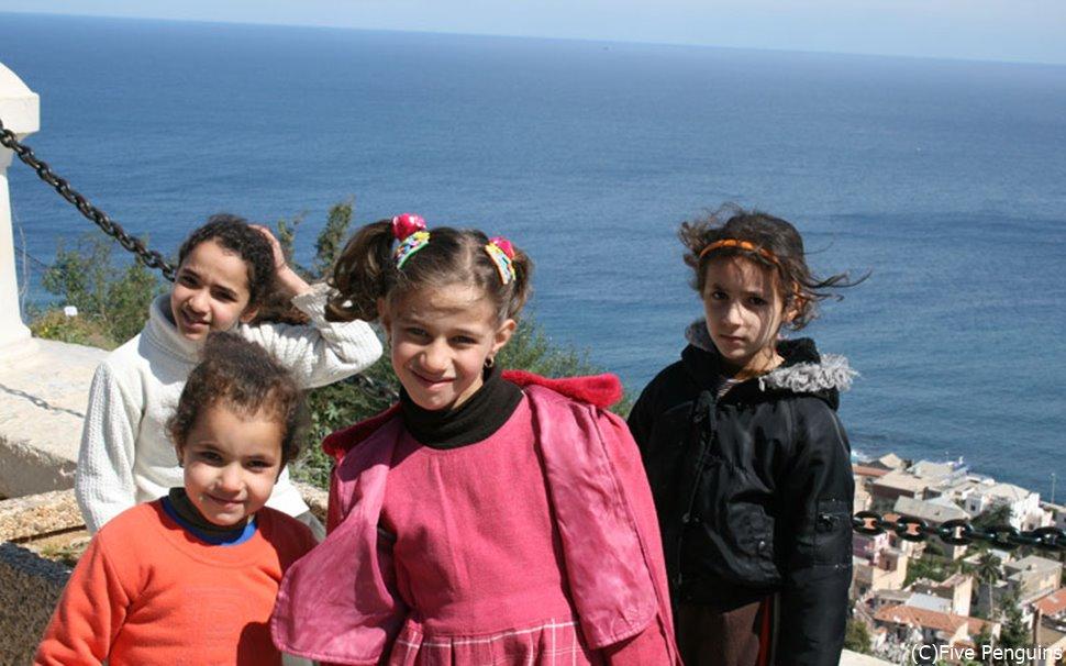 アルジェで出会った女の子たち