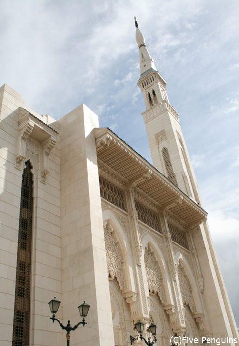 エミール・アブデルカデル・モスク