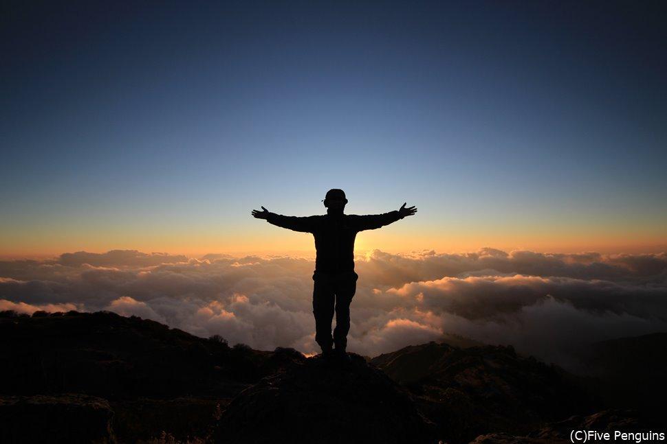 ダージリンから足を伸ばして更なる高みへ、雲海の上サンダクプー