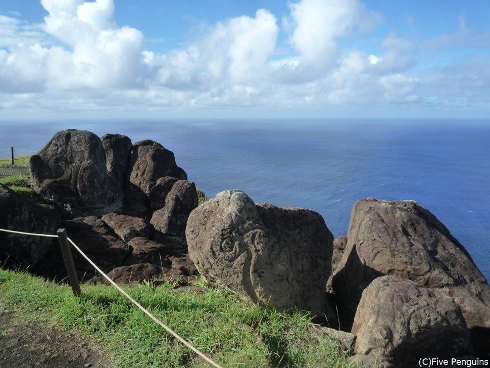 島の最南端にある、伝説のオロンゴ儀式村