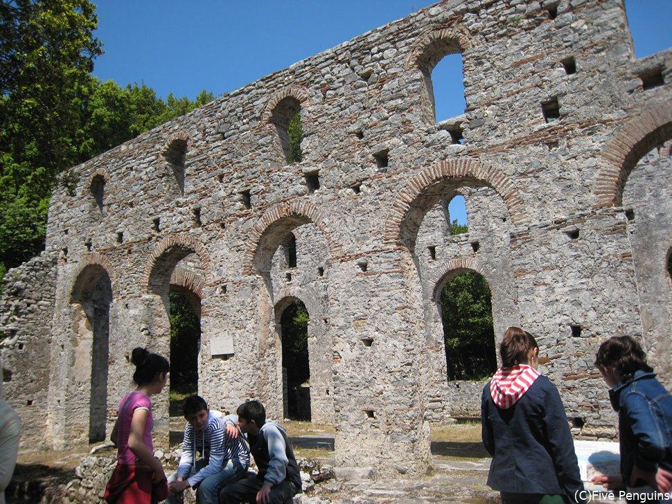医神アスクレピアスを祀る古代都市ブトリント