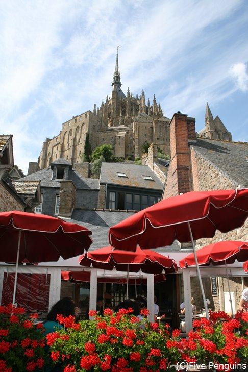 フランスに来たらぜひ立ち寄りたいモンサンミッシェル