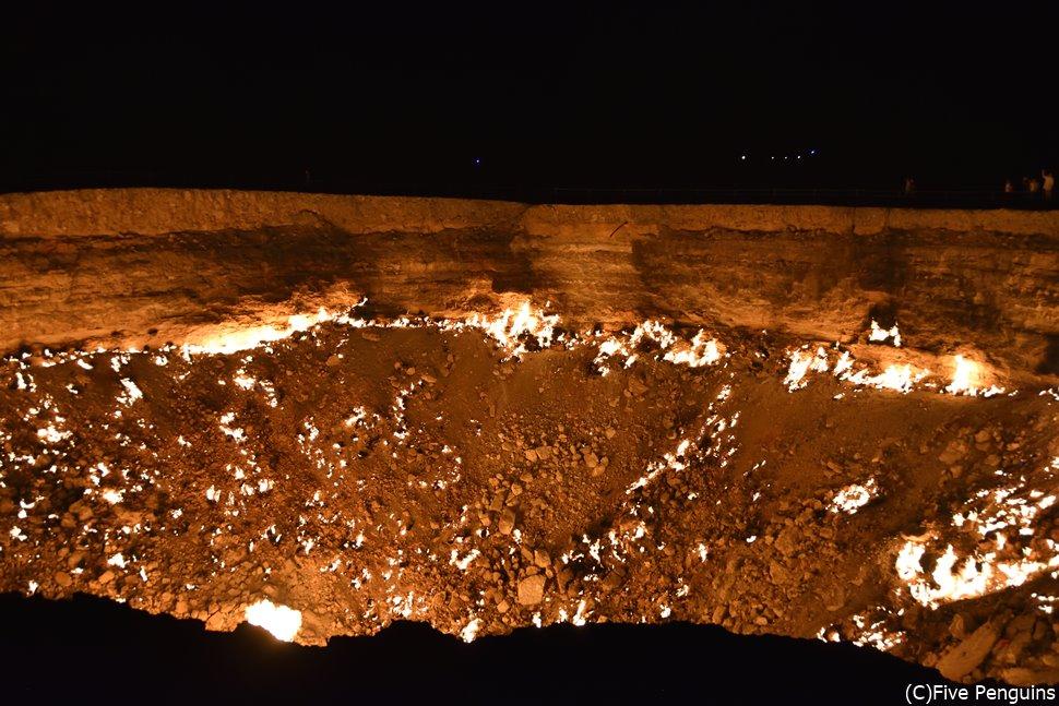 これを「地獄の門」と名付けた人、センス抜群ですよね